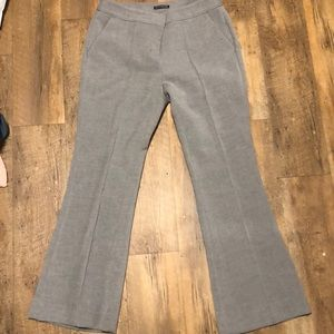 Heather grey dress pants